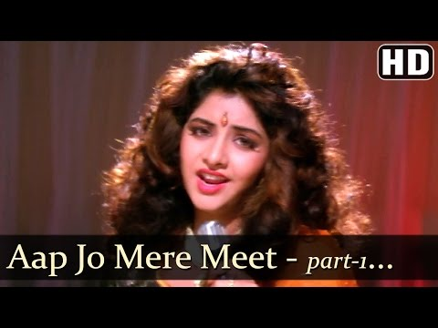 Aap Jo Mere Meet Na Hote - Divya Bharti - Geet - Bollywood Songs...