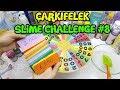 Çarkıfelek Slime Challenge #8 - BÜYÜK Şanssızlık - Eğlenceli Slime Yarışması mp3 indir