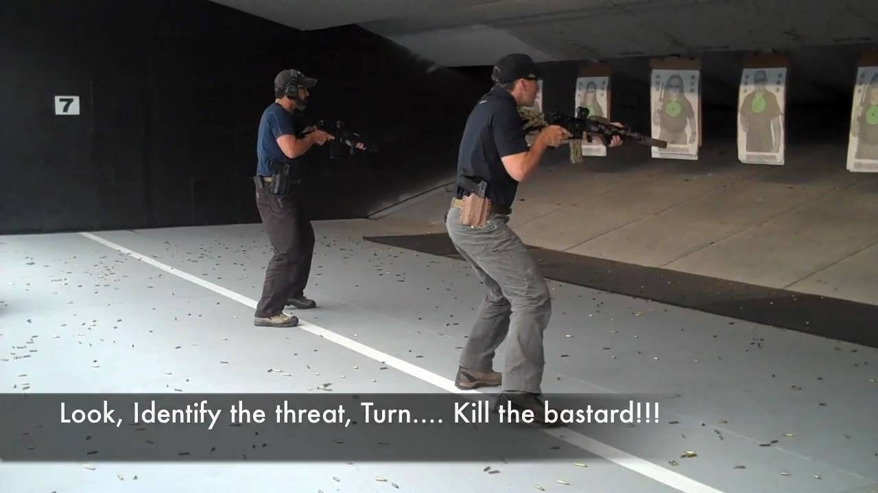 Magpul Tactical Carbine Magpul Dynamics Carbine 1 Raw