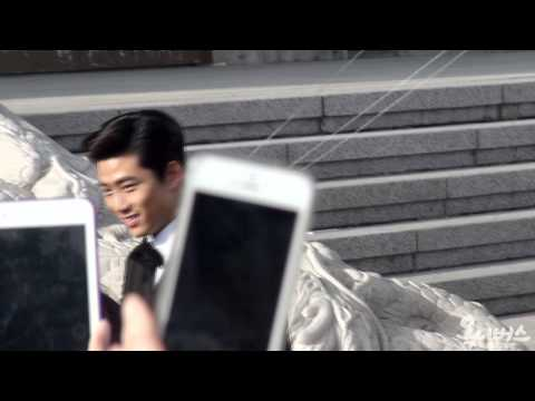 Fancam 140527 택연 Preview-PaekSang Arts Awards Red Carpet...