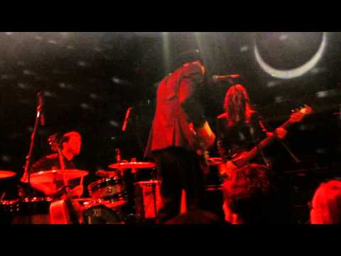 The Veils - Jesus For The Jugular - Live @ Bowery Ballroom