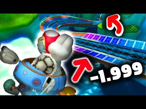 Mario Kart 8 Deluxe Expert Shortcuts (200cc)