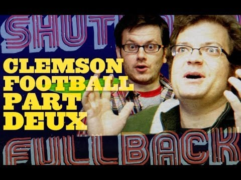 Clemson Football Part Deux! - Shutdown Fullback