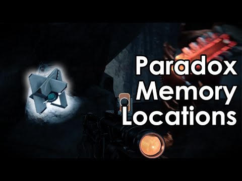 Парадокс - На память