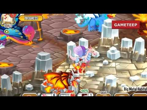 How to breed Seashell Dragon 100% Real! Dragon City Mobile! wbangcaHD!