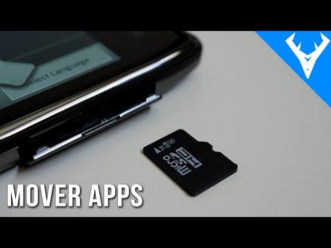 Como mover apps instalados para o cartão de memória - Ganhe Espaço