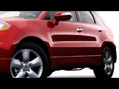 2008 Acura RDX Video