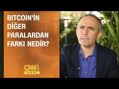 Bitcoin'in diğer paralardan farkı nedir?