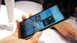 Самый большой смартфон: Huawei Mate