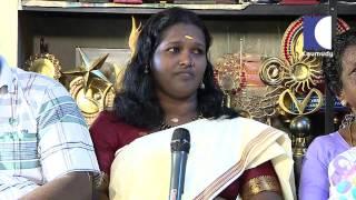 Vava Suresh with Family on Snake Master - Onam Spl - Episode-77 - Kaumudy TV