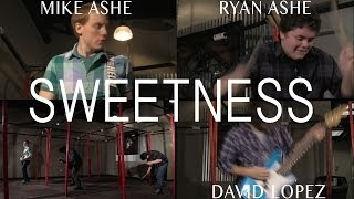 Sweetness - Jimmy Eat World Cover by Mike Ashe - Ryan Ashe - David Lopez