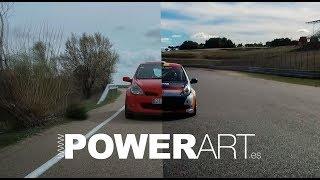 Renault Clio RS 3, de calle y de carreras [USPI - PRUEBA - RACING - POWERART] S02-E01