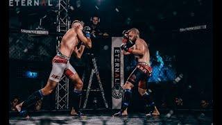 ETERNAL MMA 37 - MICKEY KELLY VS DAVID RUMMING - AMATEUR MMA FIGHT VIDEO