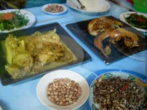 Bali Local Food 巴里島地道飲食文化