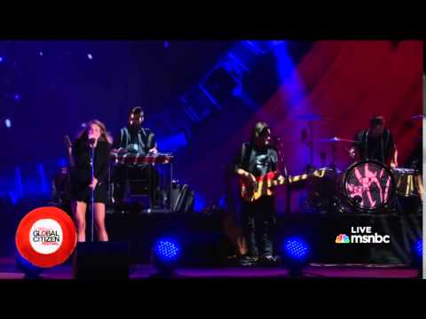 Carrie Underwood - See You Again (Global Citizen Festival)