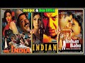 Mr. India, Indian, and Indian Babu, Movie unknown facts with Box Office Collection Analysis