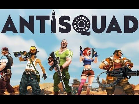 Antisquad - Обзор