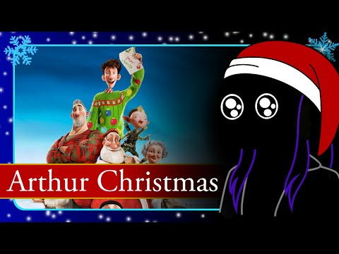 Christmas Special Reviews: Arthur Christmas