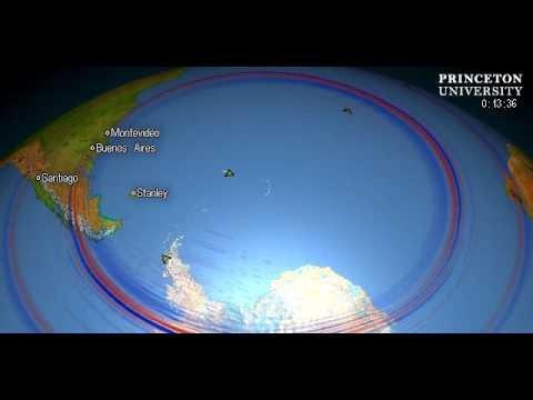 Magnitude 6.3 Quake, SOUTH SANDWICH ISLANDS REGION