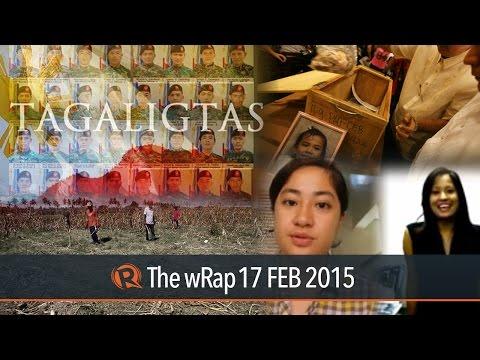 PNP on US involvement, Sulpicio Lines, Filipinas in Mars | The wRap