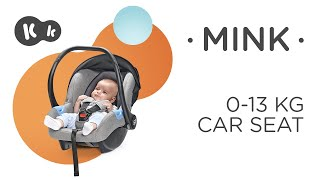 Baby Car Seat 0-13 kg Kinderkraft MINK