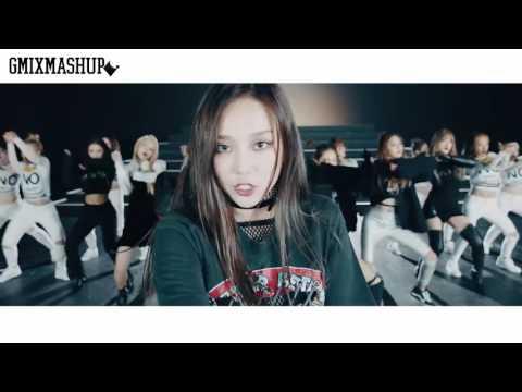 EXO X CLC - Monster X Hobgoblin (Mashup)