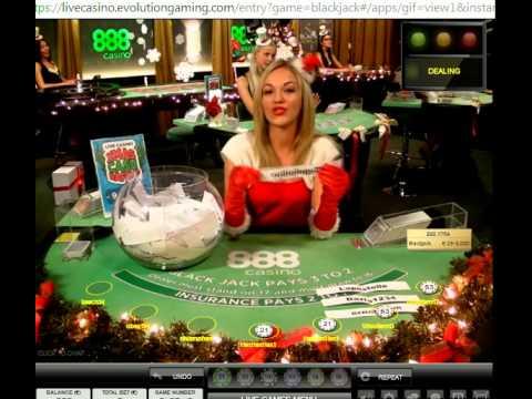 Xmas raffle #5 | 28.12.14 | Live Casino