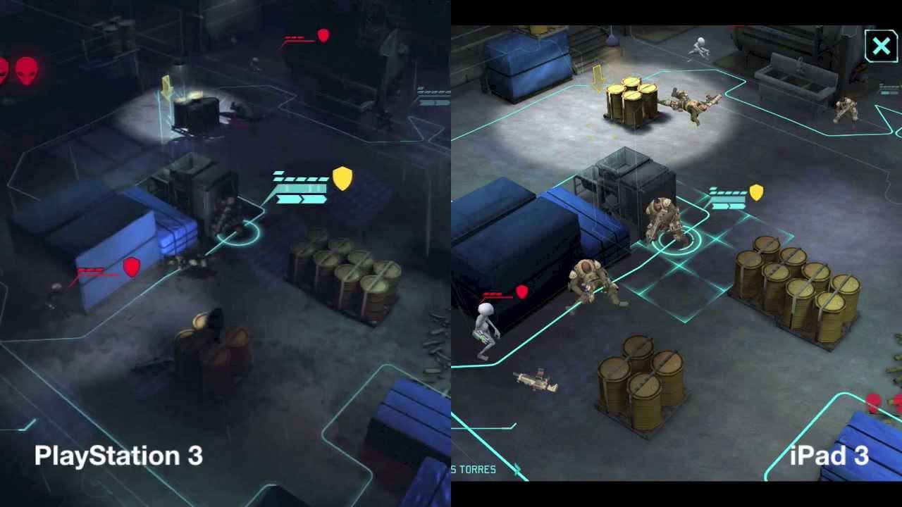 Xcom enemy unknown ps3 vs ipad comparison pocketgamer for Portent xcom not now