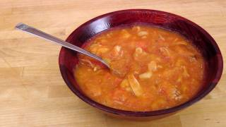 Italian Chicken Soup Recipe - Laura Vitale - Laura in the Kitchen Episode 228