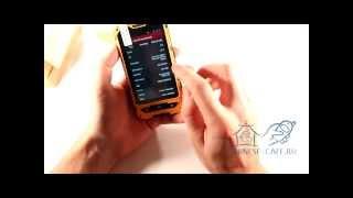 Видеообзор ударопрочного смартфона Land Rover A8 IP68 на Android 4.2.2