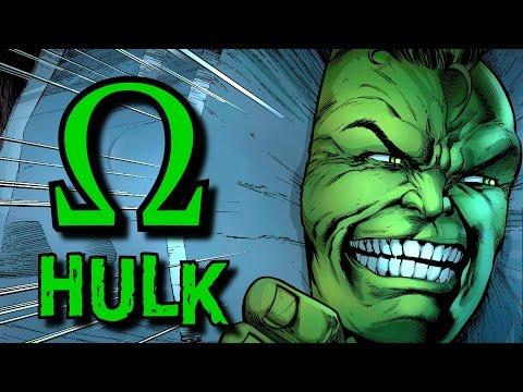 Омега Халк Ω Hulk Vol 3