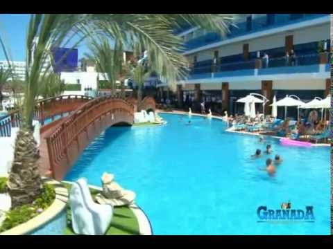 Granada Luxury Resort Alanya - Aqua Travel