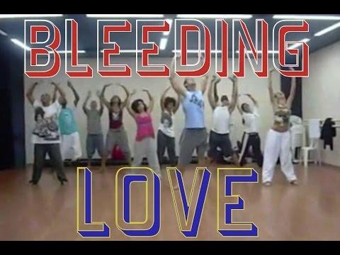 BLEEDING LOVE - LEONA LEWIS | Cia. Nós Da Rua | Choreographed by Rafa Santos