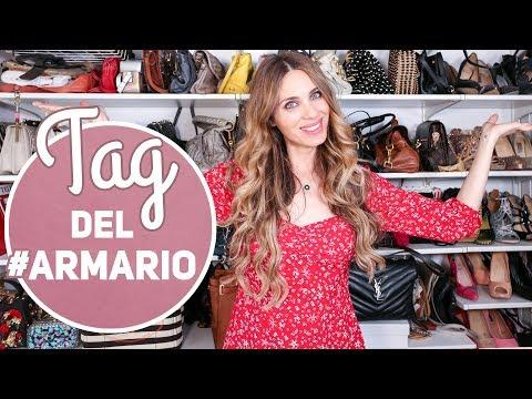 Tag de mi armario - Vanesa Romero TV