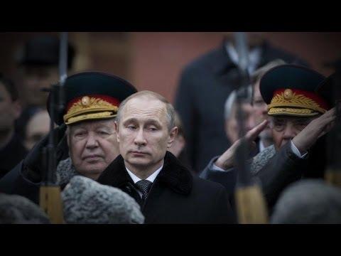 Ukraine Crisis: Russia Launches Missiles