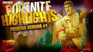 Fortnite Highlights Week #1
