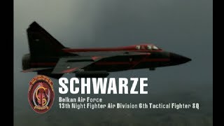 Ace Combat Zero: The Belkan War Mission 10 Mayhem Schwarze
