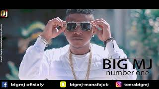 BIG MJ number one BJ LABEL 2018