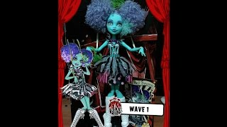 Monster High Freak du Chic Honey Swamp Türkçe Tanıtım