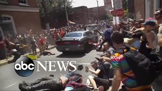 Suspected driver in deadly Charlottesville crash arrested