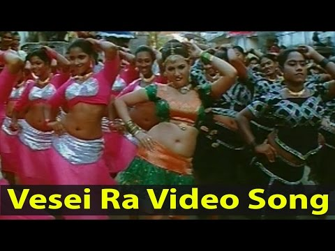 Vesei Ra Video Song || Varasudochadu Movie || Bharath, Madhalsa Sharma, Sana Khan