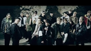 The Rampage From Exile Tribe 2nd Single Frontiers Music Audio