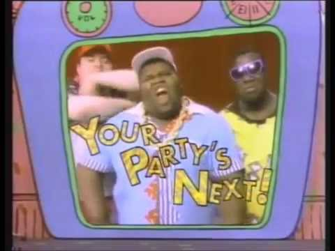 TWIST - FAT BOYS AND CHUBBY CHECKER (1988)