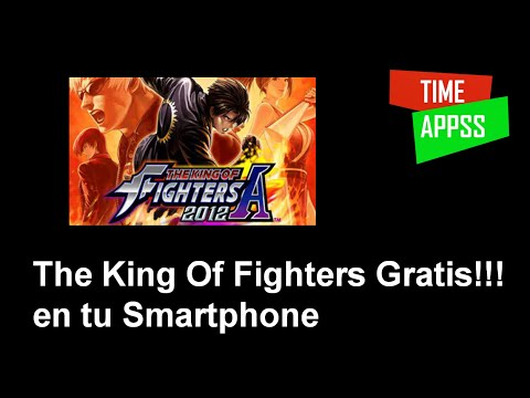 The King Of Fighters Gratis en tu Smasrtphone Android - Review KOF