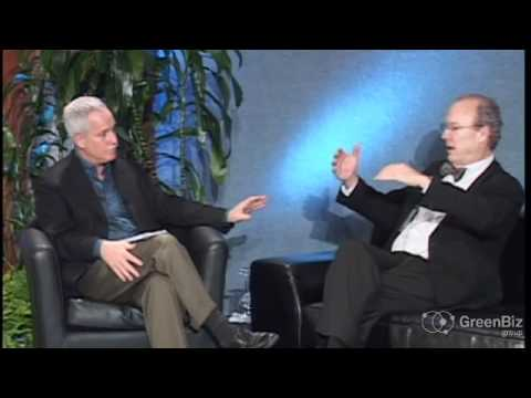 William McDonough in conversation with Joel Makower
