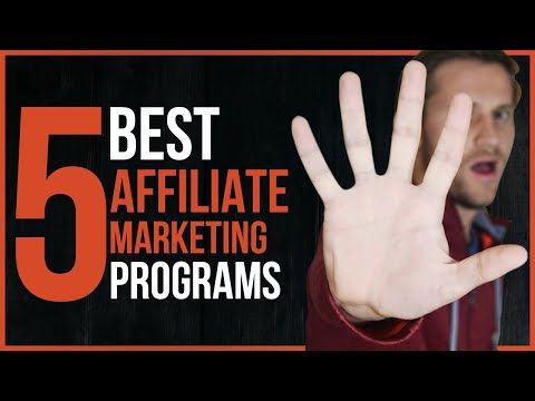 5 Best Affiliate Marketing Programs - Recurring Commissions!