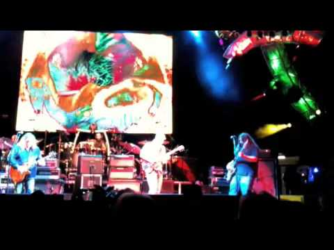 Allman Brothers - Dreams (Comcast Center - 8.29.09)
