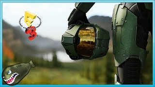 Halo Infinite | Reaction to E3 2018 Announcement Trailer! New Halo Game! (Halo Infinite)