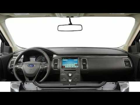 2017 Ford Flex Video
