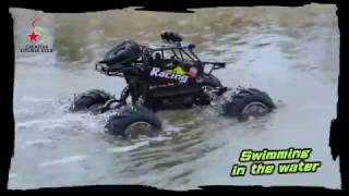 Creative Double Star 1137W Amphibious Crawler Off-road RC Buggy Car RM7817  rc